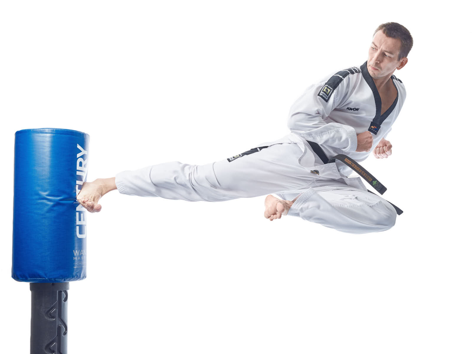 Instructor Andrey - Head Instructor of Tornado Taekwondo Club